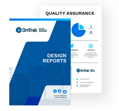OmTrak - Design Reports