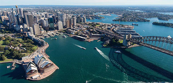 City of Sydney Council - OmTrak Software Project